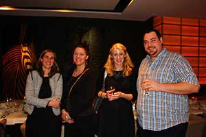 AUDAC Staffparty 2014